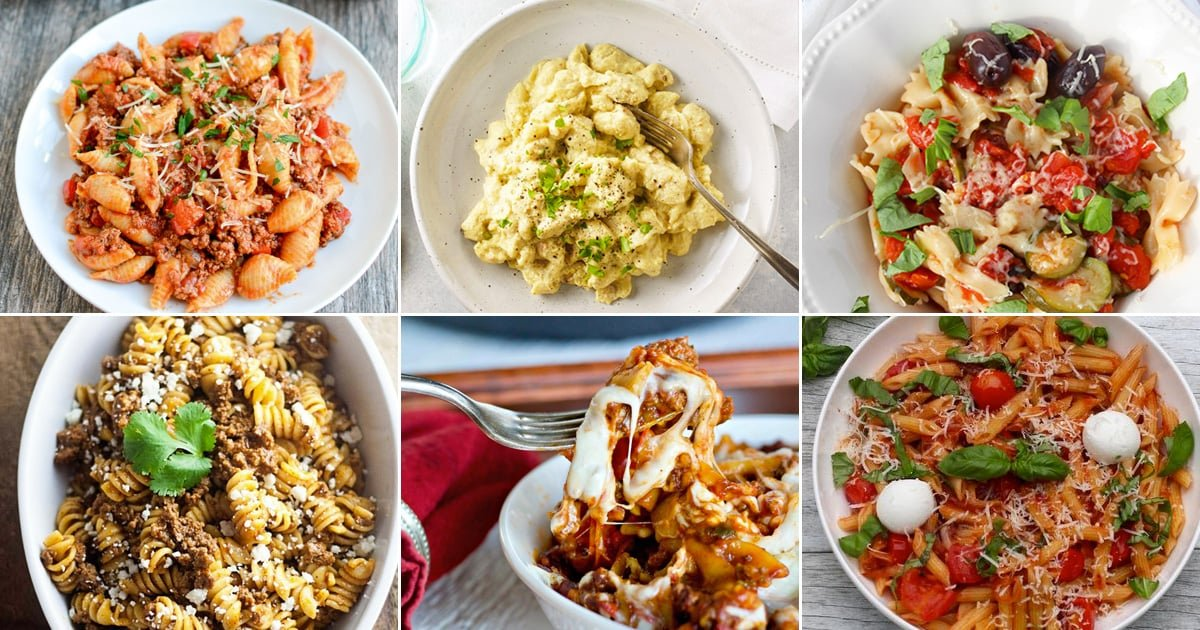 20 Fabulous Instant Pot Pasta Recipes For Every Occasion