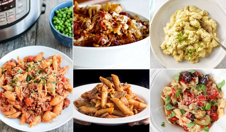 20 Fabulous Instant Pot Pasta Recipes