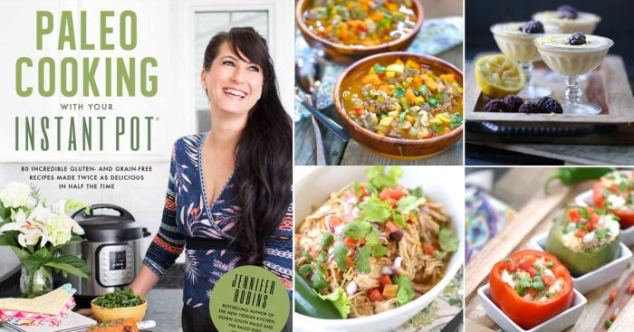 Paleo Cooking With Your Instant Pot - Cookbook Review