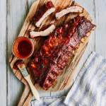 Instant Pot Keto Barbecue Ribs Recipe