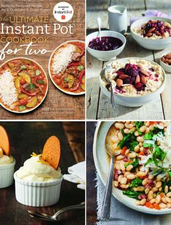 Cookbook Review Ultimate Instant Pot For Two