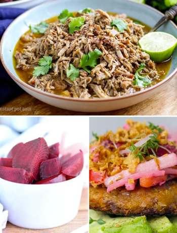 Instant Pot Meal Prep Ideas & Recipes