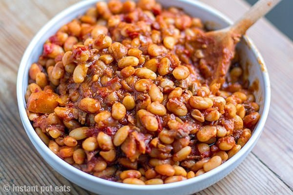 Best Instant Pot BBQ Party Recipes Baked Beans