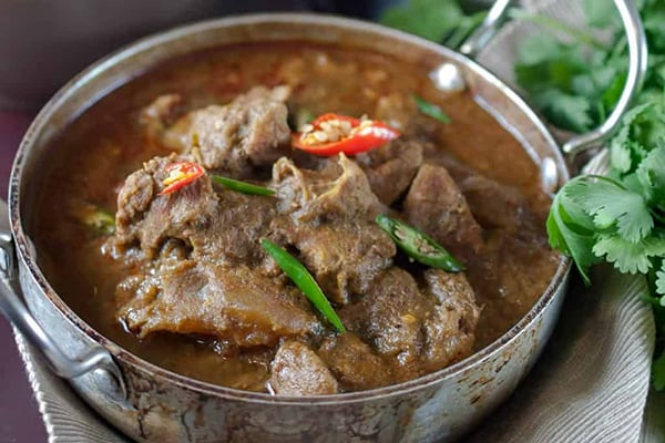 The Best Instant Pot Indian beef curry