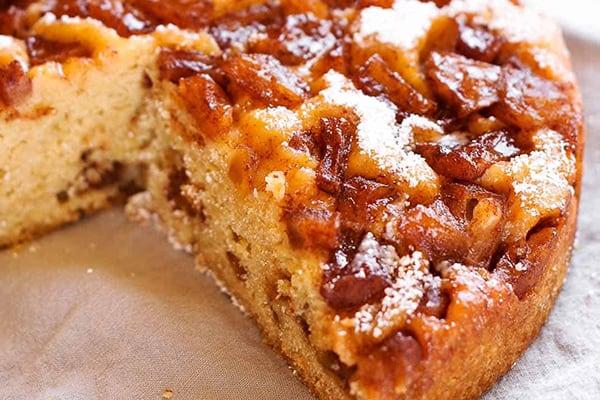 35+ Summer Friendly Instant Pot Recipes Apple Pie Cake