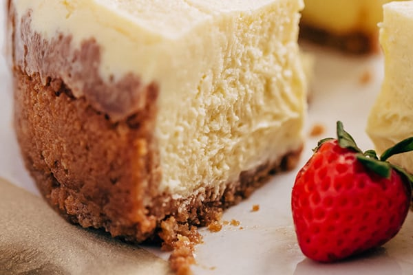 35+ Summer Friendly Instant Pot Recipes New York Style Cheesecake