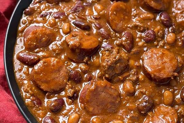 35+ Summer Friendly Instant Pot Recipes Cowboy Beans