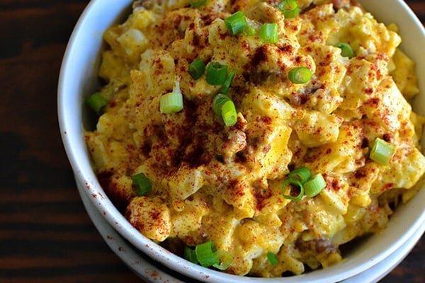 35+ Summer Friendly Instant Pot Recipes Deviled Egg Salad