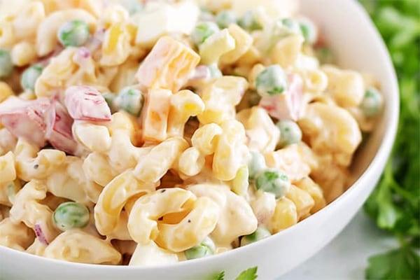 35+ Summer Friendly Instant Pot Recipes Macaroni Salad