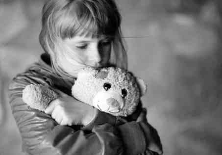 enfant en deuil