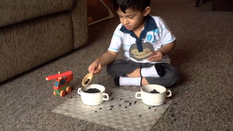 enfant pédagogie montessori enfant
