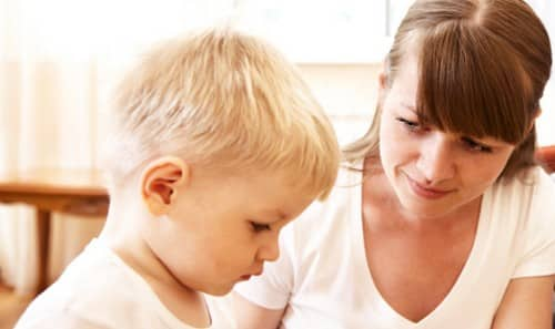 accompagner un enfant en deuil