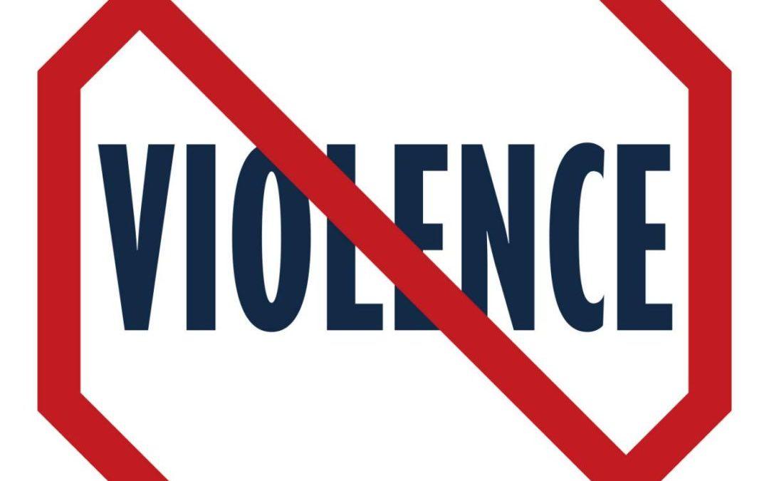 Sortir de la violence en 12 étapes :