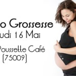 Séance Photo Grossesse Paris au Poussette Café | Jeudi 16 mai 2013
