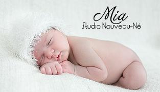 Séance photo bebe Paris | Mia 7 jours à domicile
