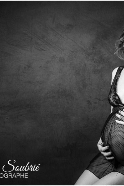Photo femme enceinte – Studio Paris
