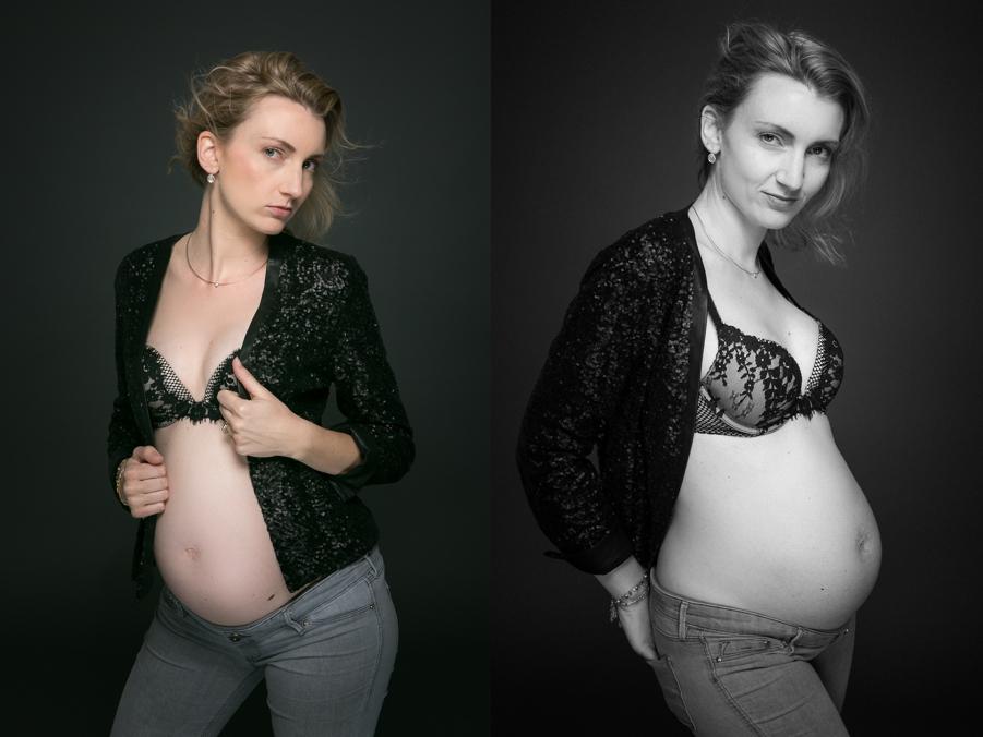 Photo femme enceinte paris