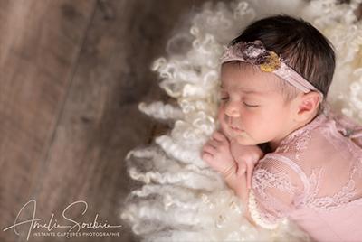 Photographe naissance bébé Paris