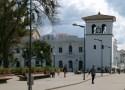 Tour de l'Horloge sur le Parque Caldas de Popayán