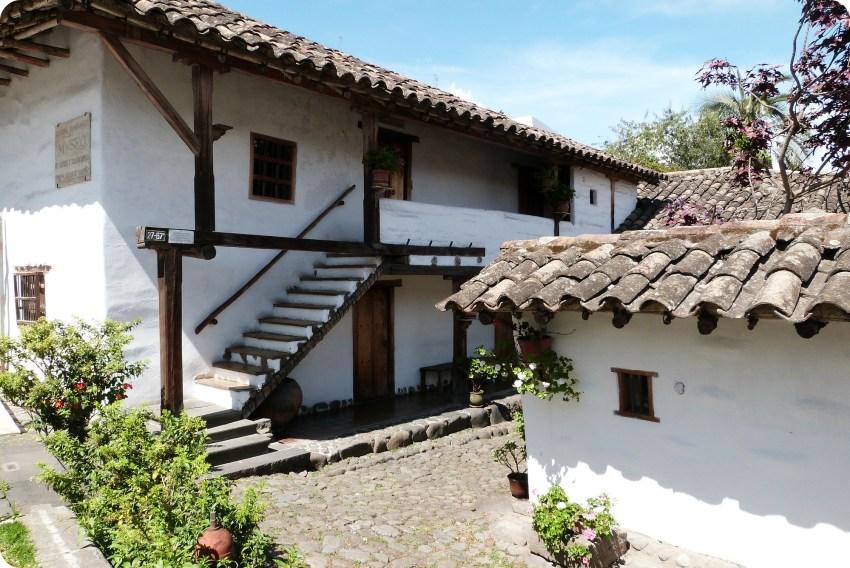 Casa del Museo de Artes y Tradiciones de Pasto