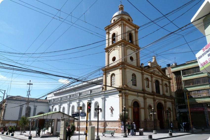 Iglesia San Agustín de Pasto
