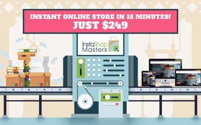 How to Have an Online Store in 15 Minutes!