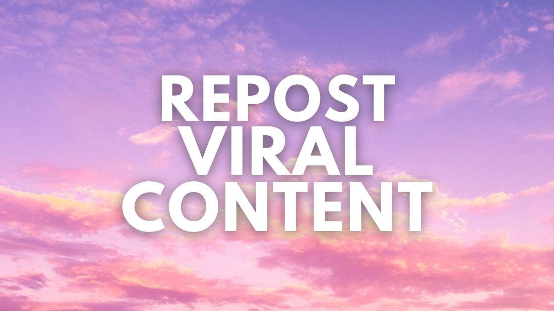 viral instagram content