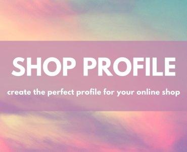 shop profile