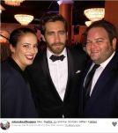 Golden Globes 2015 Instagram pictures (4)