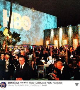 Golden Globes 2015 Instagram pictures (6)