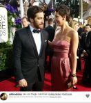 Golden Globes 2015 Instagram pictures (9)