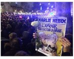 JeSuisCharlie Paris image gathering Republique Wearecharlie(28)
