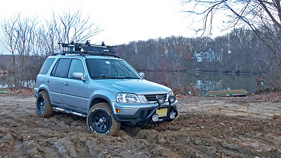 Crv Off Road >> Could A First Gen Honda Cr V Be The Ideal Survival Ride