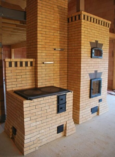 Masonry Wood Stoves Insteading