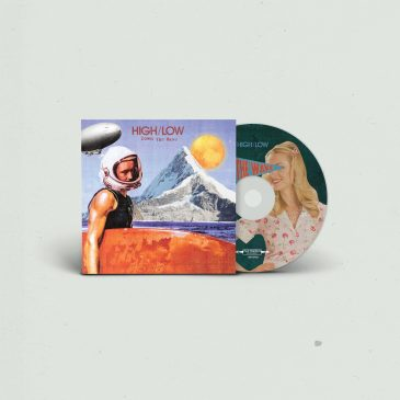 Down the Wave – CD