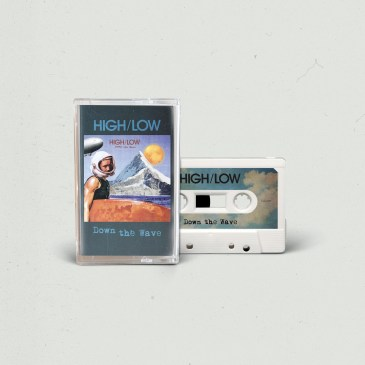 Down the Wave – Cassette
