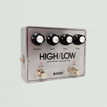 HIGH/LOW – Fuzz Pedal