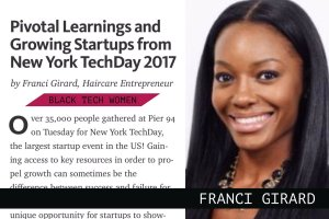 Black Tech Women Article Main look