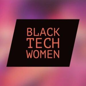 black tech women icon