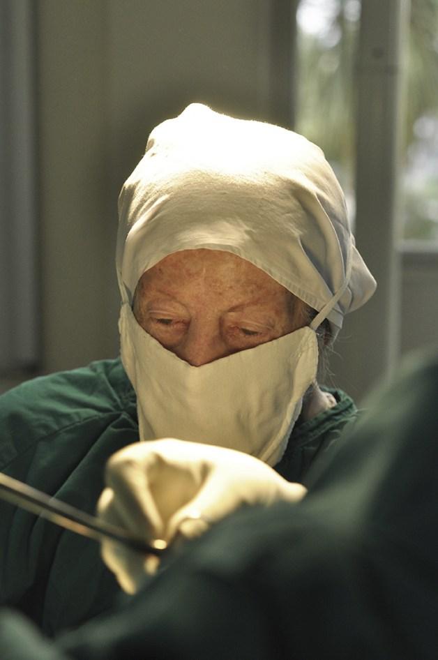 Dr. Catherine Hamlin