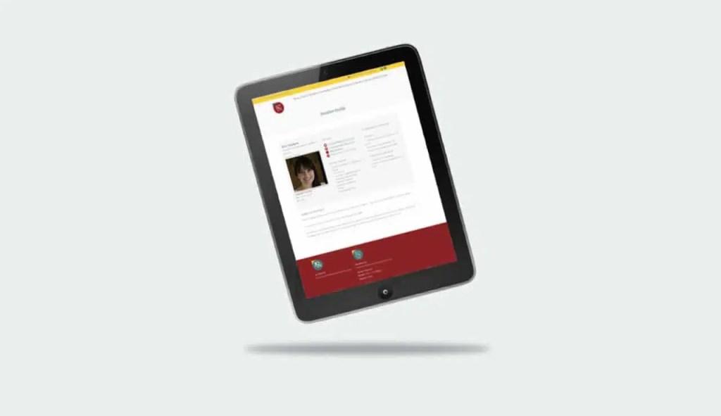 nwtn membership website ipad