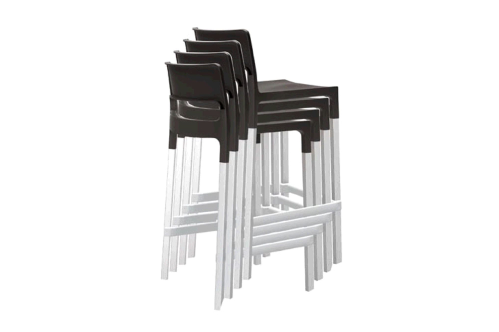 DIVO Stool stacked.