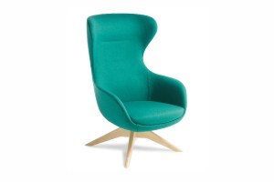 ELIZABETH Chair — an elegant chair with a modern twist.
