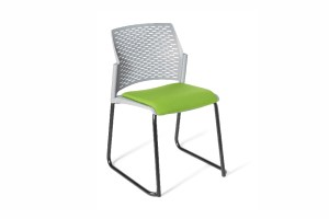 PUNCH provides versatile, robust and stackable seating.
