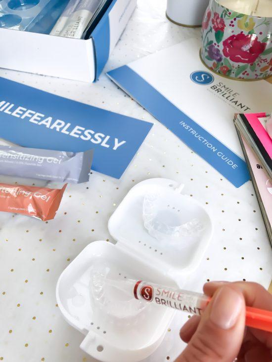 Smile Brilliant Teeth Whitening Kit- Whitening gel