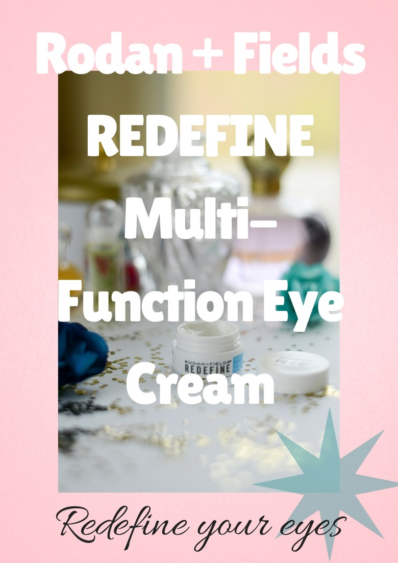 Rodan + Fields REDEFINE Multi-Function Eye Cream pin