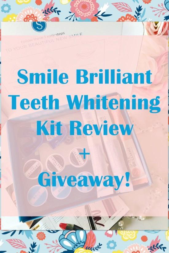 Smile Brilliant Teeth Whitening Kit