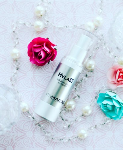Jan Marini Skin Research Hyla3D: My First Experience with Hyaluronic Acid
