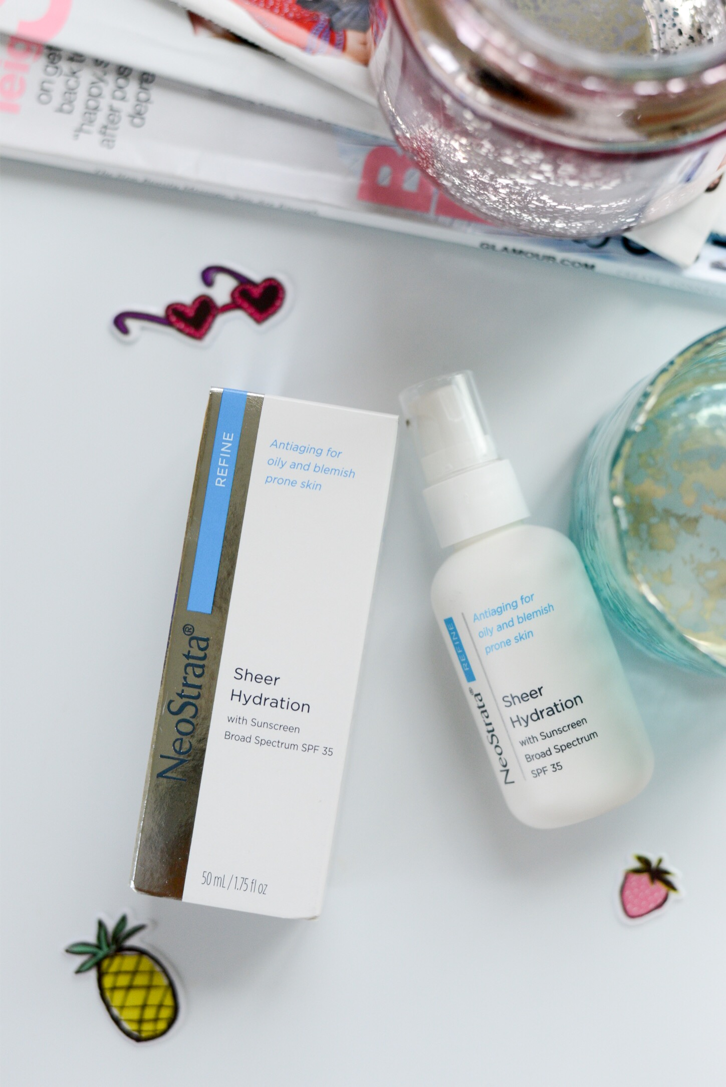 Neostrata Sheer Hydration SPF 35: Is It Sheer Bliss? skincare