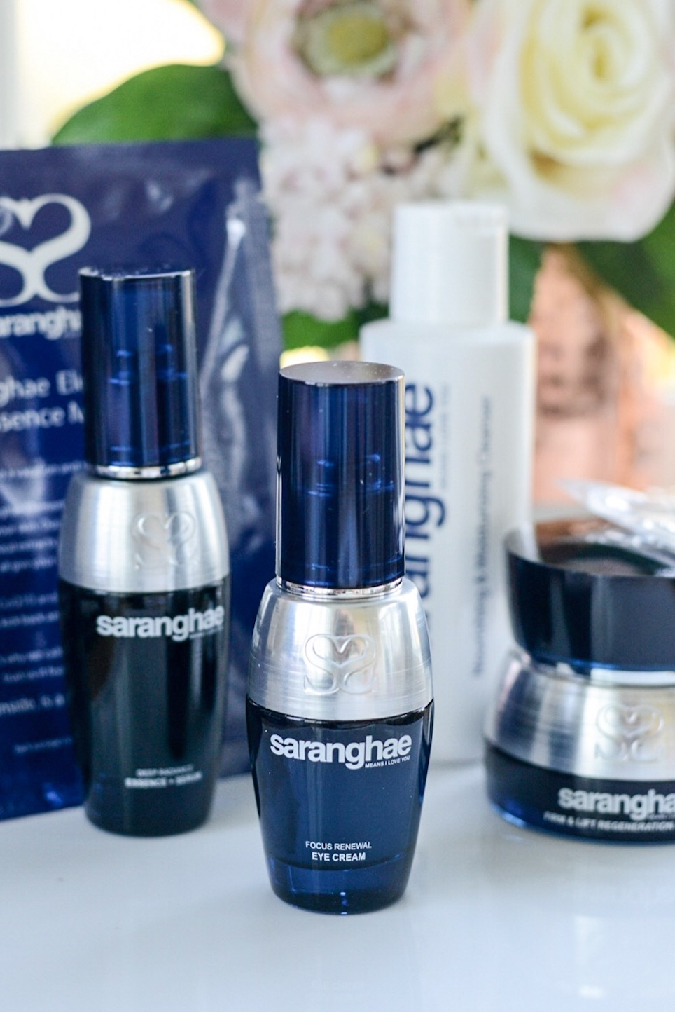 The Best 5 Step Anti-Aging Korean Skincare Routine- focus renewal eye cream